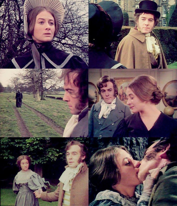 Jane Eyre (1973 miniseries) 22 best The Brontes Jane Eyre 1973 images on Pinterest Jane eyre