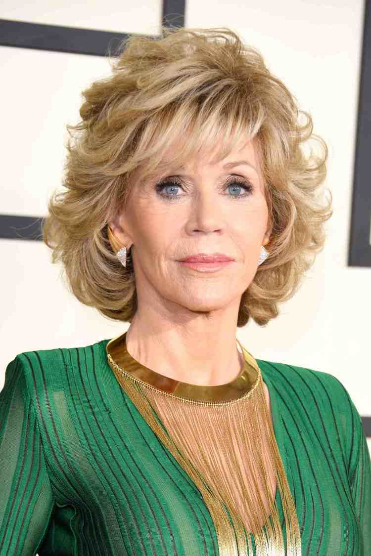 Jane Fonda Jane Fonda 77 Wows in a Jumpsuit at the Grammy Awards