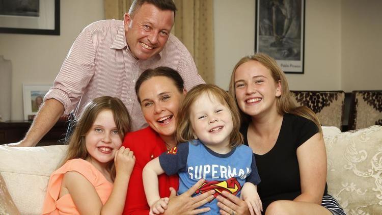 Jane Garrett Inside Jane Garrett cancer battle MPs focus on hope after horror