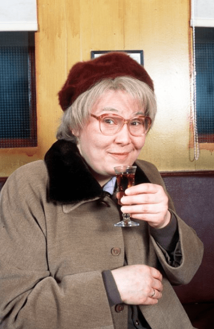 Jane McCarry Still Game star Jane McCarry admits she39ll shed a few
