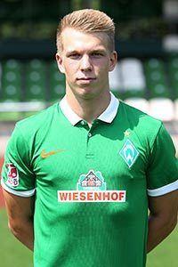 Janek Sternberg Janek Sternberg SV Werder Bremen Spielerprofil