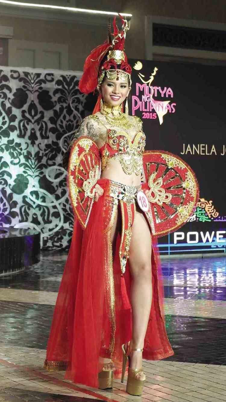 Janela Joy Cuaton Mutya ng Pilipinas finals Sunday night Inquirer