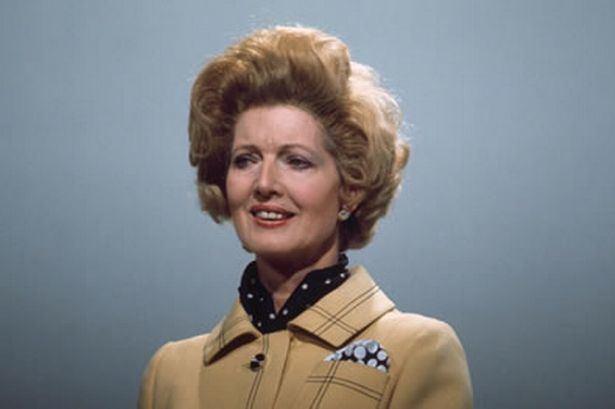 Janet Brown World of showbiz mourns Margaret Thatcher mimic Janet