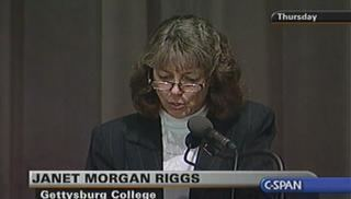 Janet Morgan Riggs Janet Morgan Riggs CSPANorg