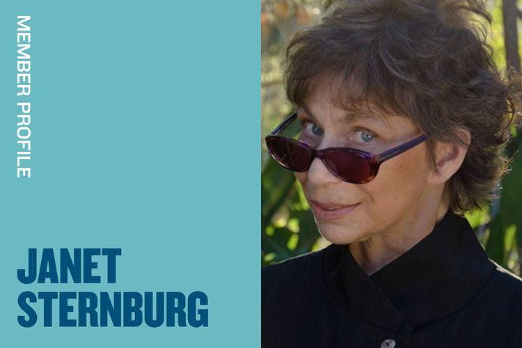 Janet Sternburg Member Profile Janet Sternburg PEN Center USA