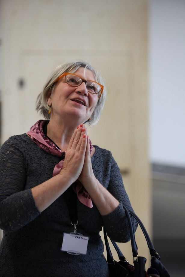 Janice Connolly Tartuffe gets an update as it comes Birmingham39s Rep