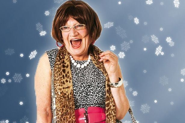 Janice Connolly Comedian Janice Connolly to perform at this year39s Pride