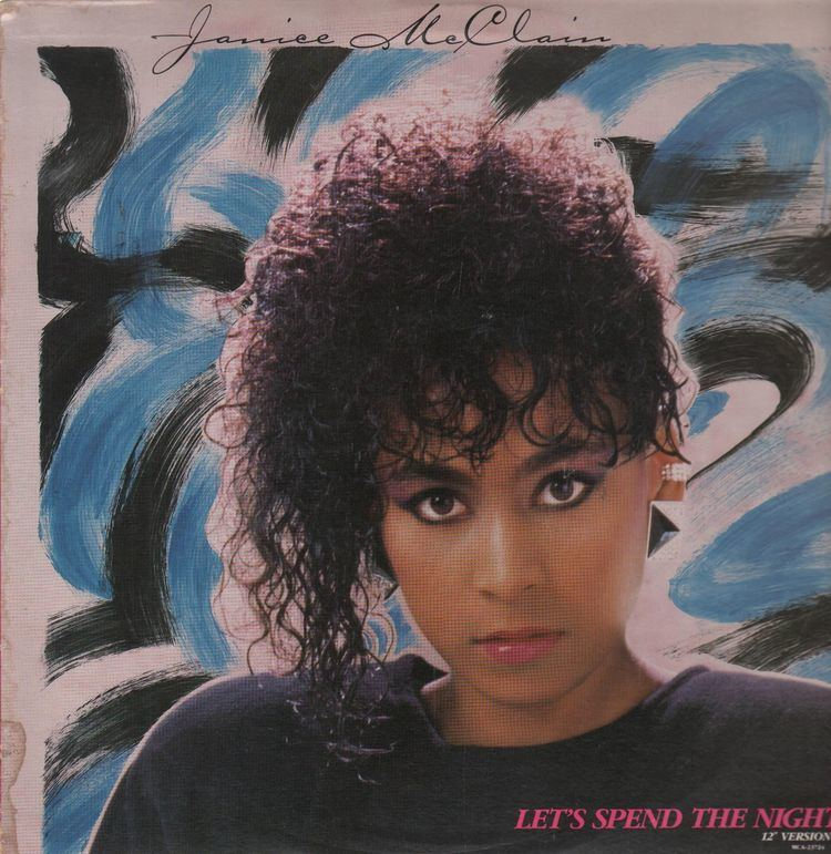 Janice McClain JANICE MCCLAIN 71 vinyl records amp CDs found on CDandLP