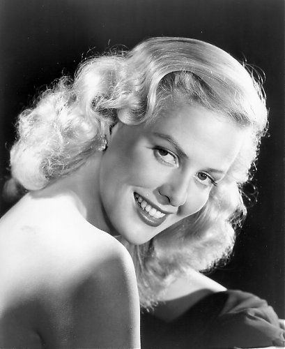 Janis Carter This Day in WWII 7 March 1941 1945 1936 Ready Room
