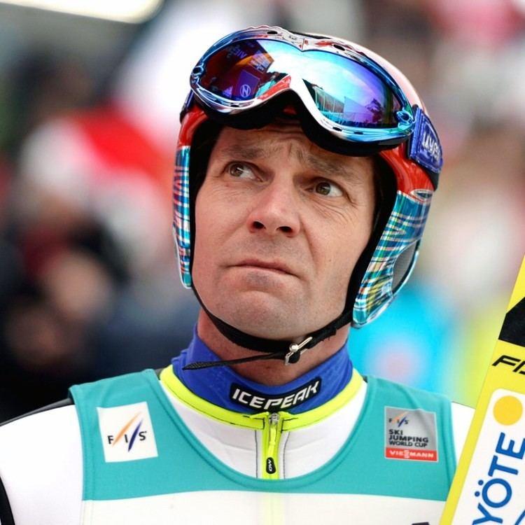 Janne Ahonen Skispringer Janne Ahonen in Sotschi Der OlympiaFluch