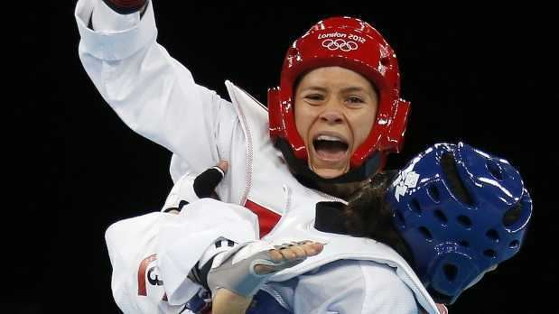 Jannet Alegria jannetalegriadetaekwondo619x348jpg