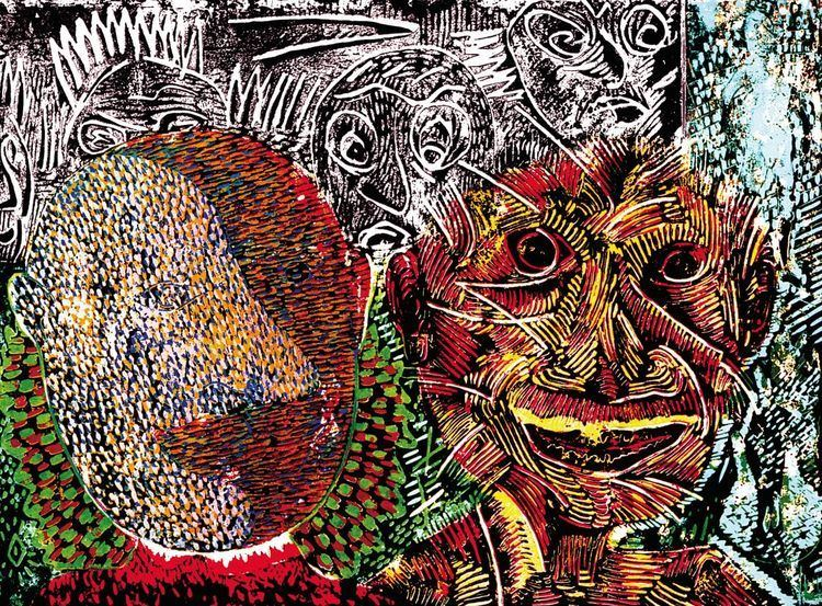 Janusz Akermann Janusz Akermann wystawa malarstwa i grafiki News Opl
