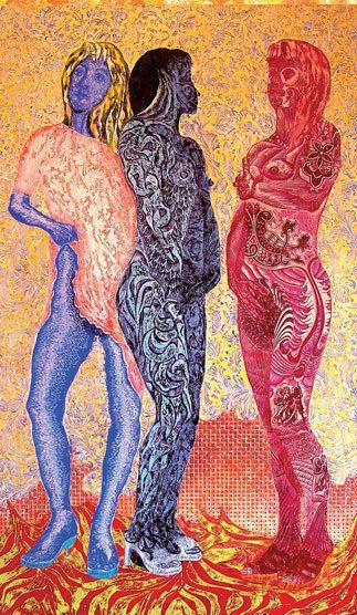 Janusz Akermann prof zw Janusz Akermann Gdask Polish Printmaking