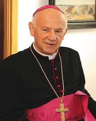 Janusz Bolonek Nie yje arcybiskup Janusz Bolonek Dzienniklodzkipl