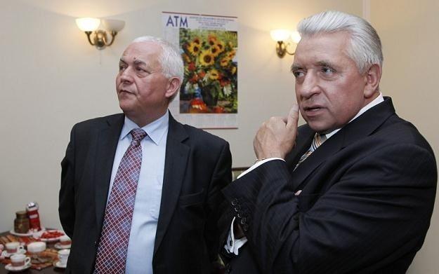 Janusz Maksymiuk Maksymiuk grozi rodzinie Leppera faktyinteriapl