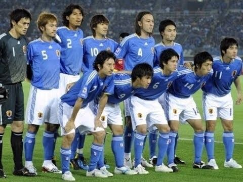 Japan national football team FIFA World Cup 2014 Japan National Football Team Group C YouTube