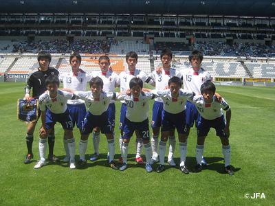 Japan national under-17 football team httpssanfrecceolefileswordpresscom2011030
