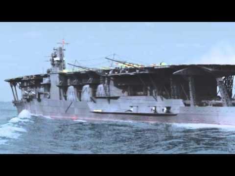 Japanese aircraft carrier Akagi Imperial Japanese Navy39s Aircraft Carrier Akagi YouTube