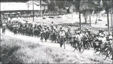 Japanese invasion of Malaya JAPANESE INVASION OF SOUTHEAST ASIA IN WORLD WAR II Facts and Details