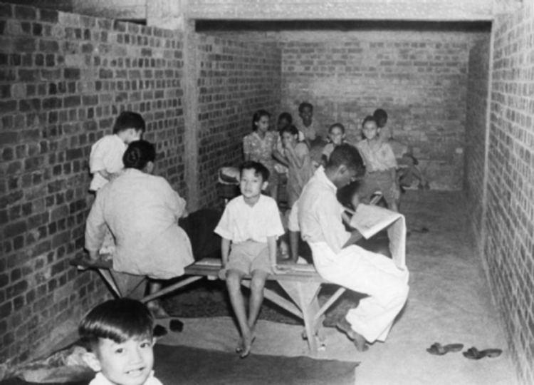 Japanese occupation of Malaya Eating Tapioca During Japanese Occupation in Malaya by Operasi Cassava