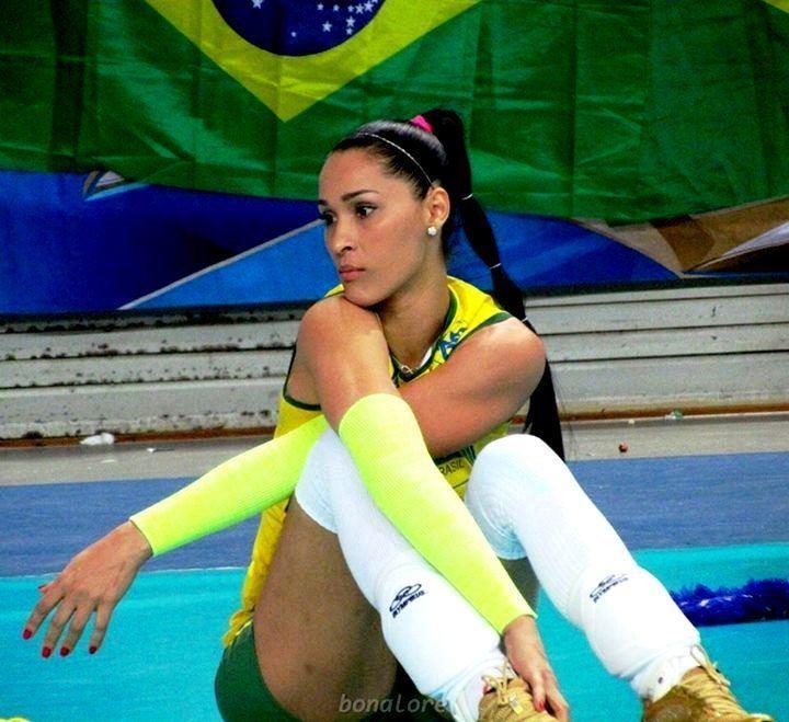 Jaqueline Carvalho Best Brazilian Volleyball Player Jaqueline Carvalho Murilo
