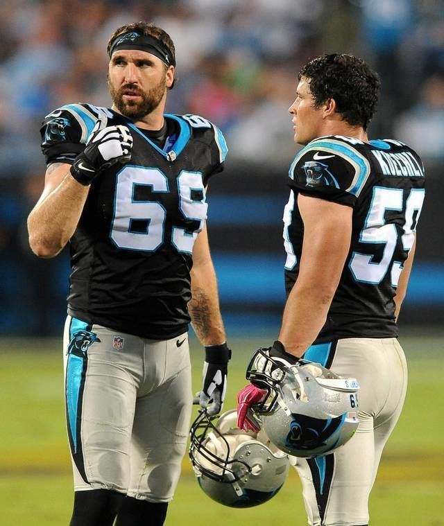Jared Allen QA Jared Allen on sacks snaps and whether the Carolina Panthers
