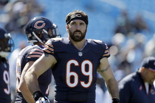 Jared Allen PassRushNeedy Bears Require More Out of Pricey DEs