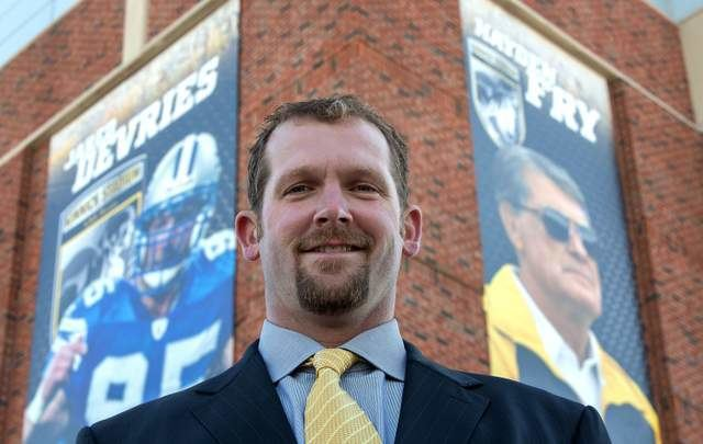 Jared DeVries Iowa honors Jared DeVries with ANF selection The Gazette