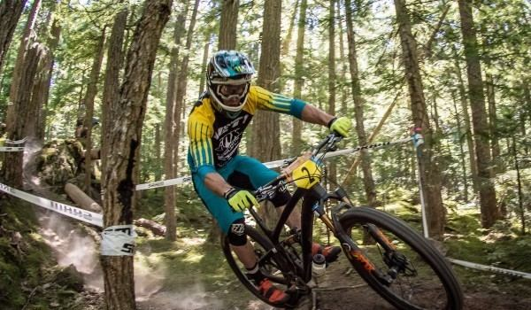 Jared Graves Video Jared Graves Wins The SRAM Canadian Open Enduro