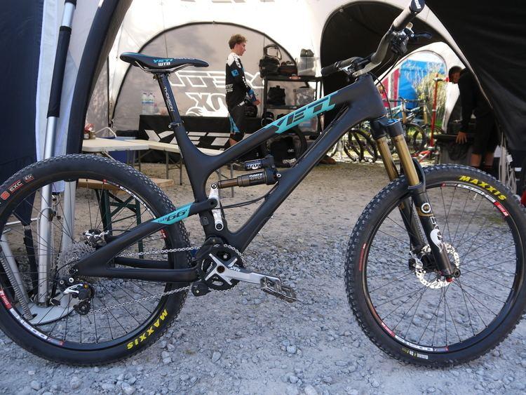 Jared Graves Bike check