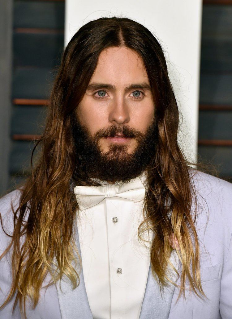 Jared Leto Suicide Squad Jared Leto cuts hair to play Joker
