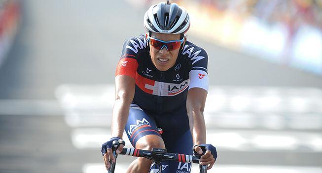 Jarlinson Pantano CyclingQuotescom Breakthrough performance by inform Pantano