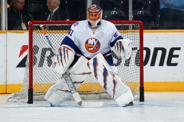Jaroslav Halak Jaroslav Halak Injury Updates on Islanders Star39s Lower