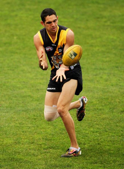 Jarrad Oakley-Nicholls Jarrad OakleyNicholls Photos Photos Richmond Tigers Training