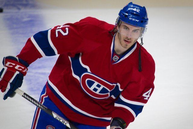 Jarred Tinordi NHLDebate Jarred Tinordi makes season debut Jeff Petry