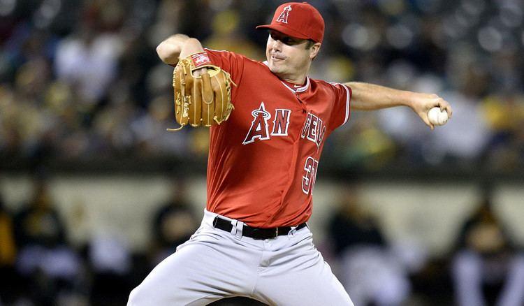 Jarrett Grube Angels pitcher Jarrett Grube could make big league debut