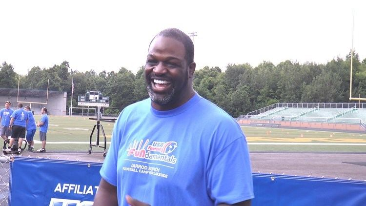 Jarrod Bunch Jarrod Bunch football camp June 8 2015 YouTube