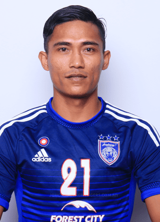 Jasazrin Jamaluddin Jasazrin Jamaluddin Official website of Johor Darul Tazim FC JDT