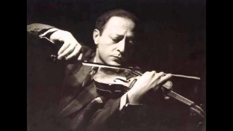 Jascha Heifetz Violin Concerto in D major Op 35 Jascha Heifetz YouTube