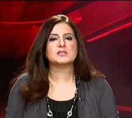 Jasmeen Manzoor Who is who in Karachi