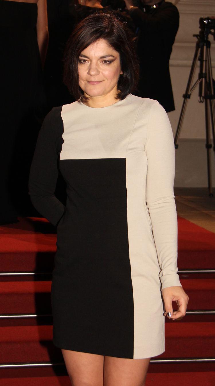 Jasmin Tabatabai FileHessischer Film und Kinopreis 2012 Jasmin