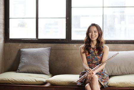Jasmine Choi Korean flutist Jasmine Choi captures Vienna