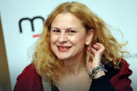 Jasna Đuričić Jasna urii dobitnica Dobriinog prstena