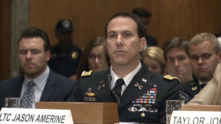 Jason Amerine Green Beret Cleared of Wrongdoing in Hostage Squabble