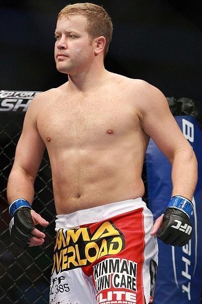 Jason Brilz UFC 114 spotlight Jason Brilz ProMMAnowcom exclusive