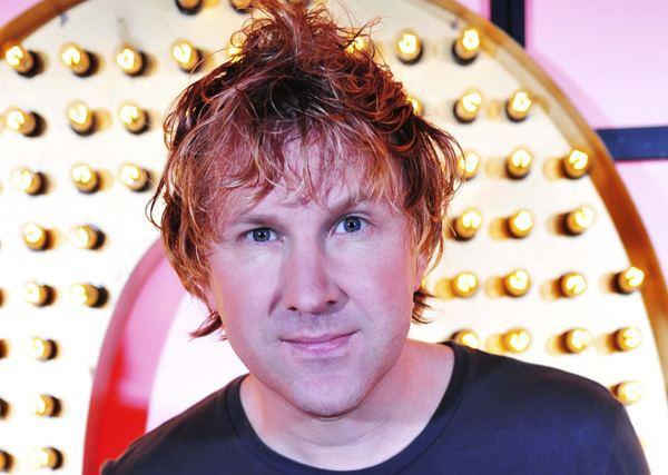 Jason Byrne (comedian) BBC BBC Comedy Blog New Jason Byrne Sitcom 39Father Figure39