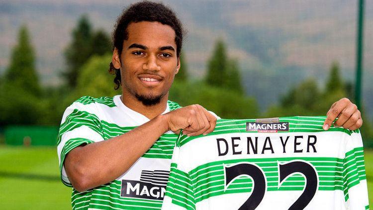 Jason Denayer Transfer news Celtic sign Jason Denayer on loan from