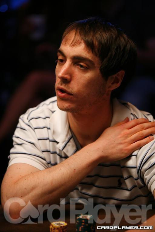 Jason DeWitt 2010 41st Annual World Series of Poker Event 17 5000 NoLimit