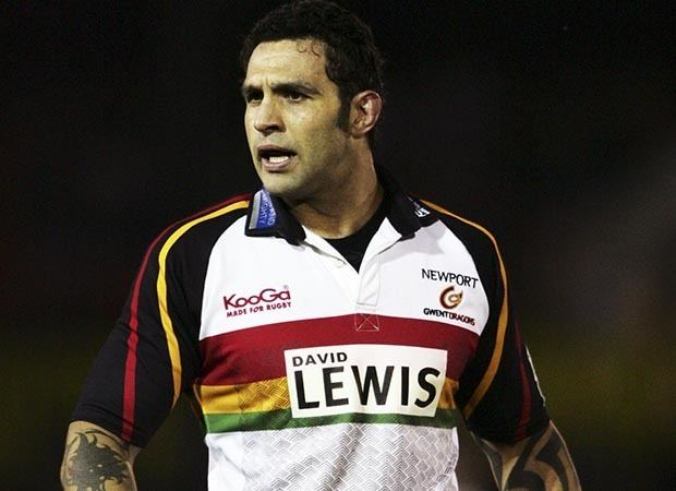 Jason Forster My Life in Rugby Jason Forster former Wales Dragons and Bedford