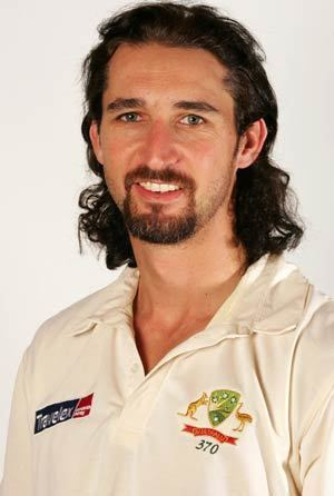 Jason Gillespie A highquality fast bowler who signed off with a